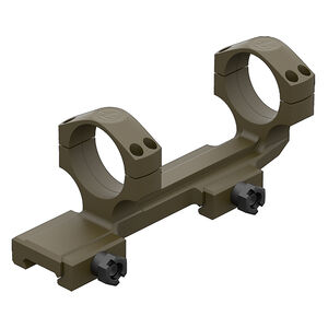 Leupold AR-15 Mark IMS Integral Mounting System 1-Piece Picatinny Mount 35mm Integral Scope Ring For Flat Top AR Aluminum Matte FDE