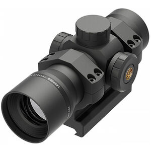 Leupold Freedom RDS Red Dot Sight 1x34mm 1 MOA Dot 34mm Tube 1/4 MOA Adjustment Matte Black