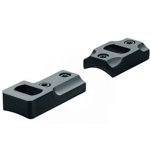 Leupold Dual Dovetail 2 Piece Base Winchester 70 Long Action and Short Action Gloss Black