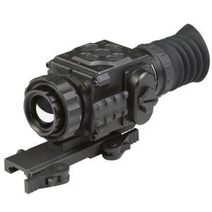 AGM SECUTOR TS25-384 1.2x50mm Thermal Imaging Riflescope 11 Image Palettes Picatinny Mount Two CR123A Batteries Black
