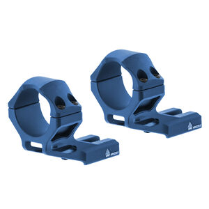 UTG ACCU-SYNC 34mm High Profile 37mm Offset Pic. Rings, Blue