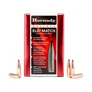 Hornady .22 Caliber .224 Bullets 3500 Projectiles ELD Match 88 Grains