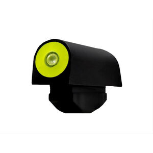 XS Sights Big Dot Yellow Front Sight for S&W J Frame & Ruger SP101