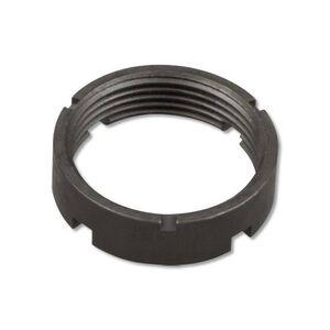 LBE AR-15 Castle Nut Steel Black Phosphate ARCNUT