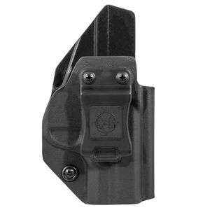 C&G Holsters Covert IWB Holster for S&W M&P Shield 9/40 Right Hand Draw Kydex Black
