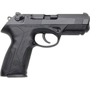 "Beretta PX4 Storm .40 S&W SA/DA Semi Auto Pistol 4"" Barrel 10 Rounds Polymer Frame Matte Black"
