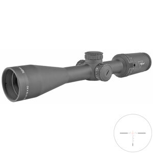 Trijicon Credo 3-9x40 Scope MOA Precision Hunter Circle Red Illuminated Reticle MOA Adjustment 1 Inch Tube Black