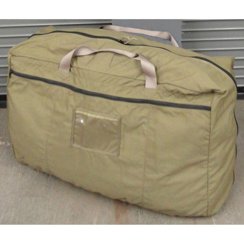 Tactical Deployment Bag Khaki 21x34x7