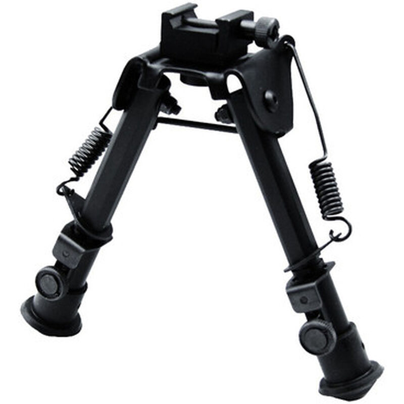 XTS Tactical Folding Bipod, Aluminum/Steel, Black