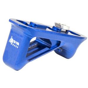 ODIN Works B1 Low Profile M-LOK Handstop Blue  ACC-B1-HAND-ML-BLU