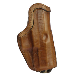 Front Line IWB Walther PPX Leather Left Hand Brown
