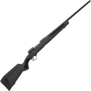 "Savage 110 Hunter Bolt Action Rifle 6.5Creedmoor 24"" Barrel 4 Rounds Detachable Box Magazine Synthetic Adjustable AccuFit AccuStock Black Finish"