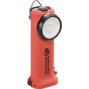 Streamlight Survivor, Flashlight, Orange Body, Rechargeable, 175 Lumens