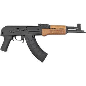 "Century Arms C39v2 Classic 7.62x39 AK-47 Semi Auto Pistol 12.5"" Barrel 30 Rounds Wood Handguard Black Finish"