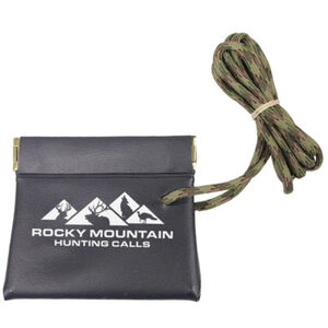 Rocky Mountain Hunting Calls Diaphragm Call Carrying Case