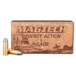 MagTech Cowboy .44 S&W SPL 240 Grain LFN 50 Round Box