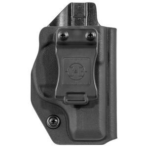 C&G Holsters Covert IWB Holster for Ruger EC9s/LC9 Right Hand Draw Kydex Black