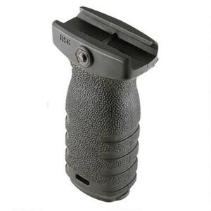 Bushmaster Firearms AR-15 Picatinny Short Forward Vertical Grip Polymer Black 93390