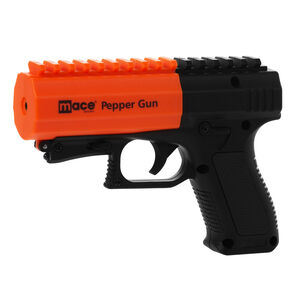 Mace Pepper Gun 2.0 7 One Second Bursts 20 Foot Range