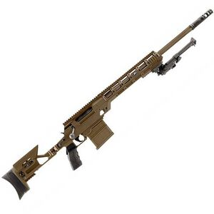 "FNH Ballista Bolt Action Rifle 338 Lapua Mag 26"" Barrel 8 Rounds Adjustable Stock FDE"