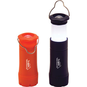 TexSport One Watt Mini LED Flashlight/Lantern, Orange or Black (No Choice on Color)