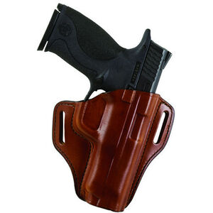 Bianchi Model 57 Remedy Belt Slide Holster Springfield XDS Right Handed Tan 23966
