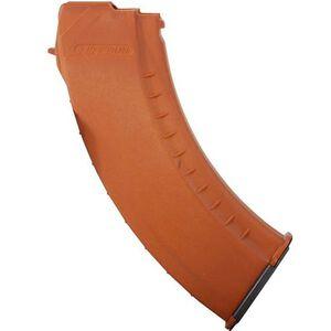 TAPCO AK-47 Slab Magazine 7.62x39mm 30 Rounds Nylon Orange 16655