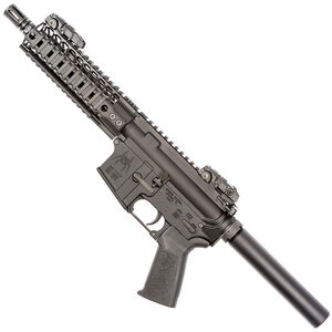 "Spike's Tactical ST-15 Semi Auto Pistol 5.56 NATO 8.1"" CHF Barrel 7"" SAR3 Rail Black"