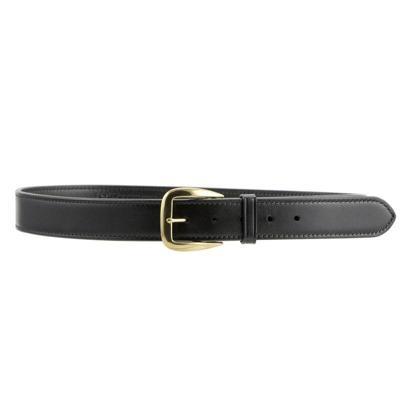 "Galco Gunleather SB2 Sport Belt 1.5"" Wide Brass Buckle Leather Size 40 Black"