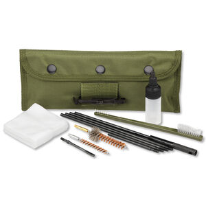 Leapers UTG M4/AR-15 Cleaning Kit Complete With Pouch TL-A041