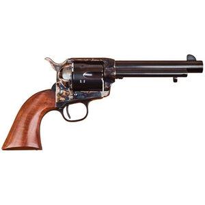 """Cimarron P-Model 1873 Revolver 44-40 Win 5.5"""" Barrel 6 Rounds Walnut Grips Color Case Hardened Frame Blued"""