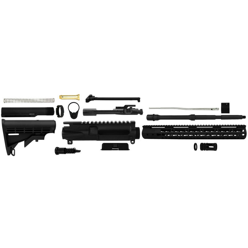 "TacFire AR-15 Rifle Build Kit .223 Wylde 16"" 1:7 15"" Ultra Slim Keymod RK223"