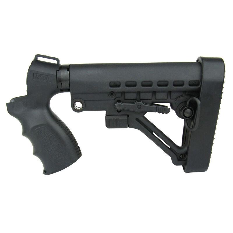 TacFire Mossberg 500 Pistol Grip Six Position Tactical Stock Kit Black MSG004-G