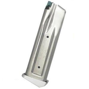 SPS Pantera Magazine .45 ACP 13 Rounds Aluminum Base Plate Metal Body Natural Finish