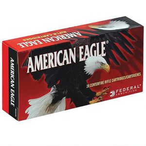 Federal American Eagle 6.5 Grendel Ammunition 20 Rounds 120 Grain OTM 2610fps