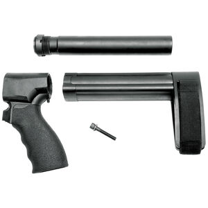 SB Tactical Complete Mossberg 12/20 Gauge 590 SBML Kit Black
