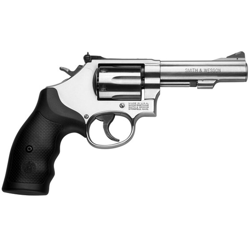 """S&W Model 67 Revolver 38 Special +P 4"""" Barrel 6rds Stainless"""