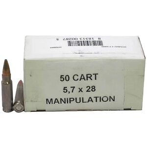 FNH Dummy Ammunition 5.7x28mm 50 Count 10700005