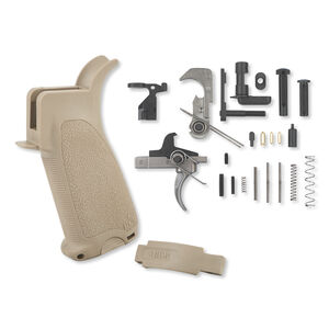 Bravo Company AR-15 Lower Parts Kit FDE