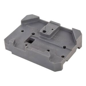 Wheeler Delta Series AR Armorer's Bench Block Polymer Gray 156945