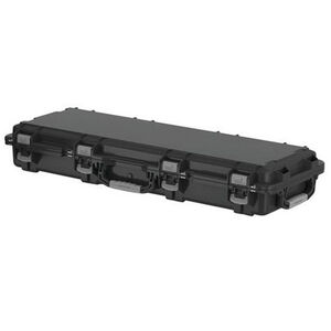 Plano Field Locker Case Single Long Gun Case Black 109501