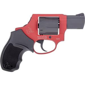 "Taurus 856CH .38 Special +P DAO Revolver 2"" Barrel 6 Rounds Rubber Grips Burnt Orange/Black Finish"