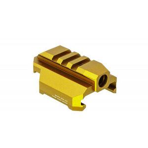 Strike Industries Stock Adapter w/ QD for CZ EVO in Titan SI-CEVO-SA-QD-TITAN