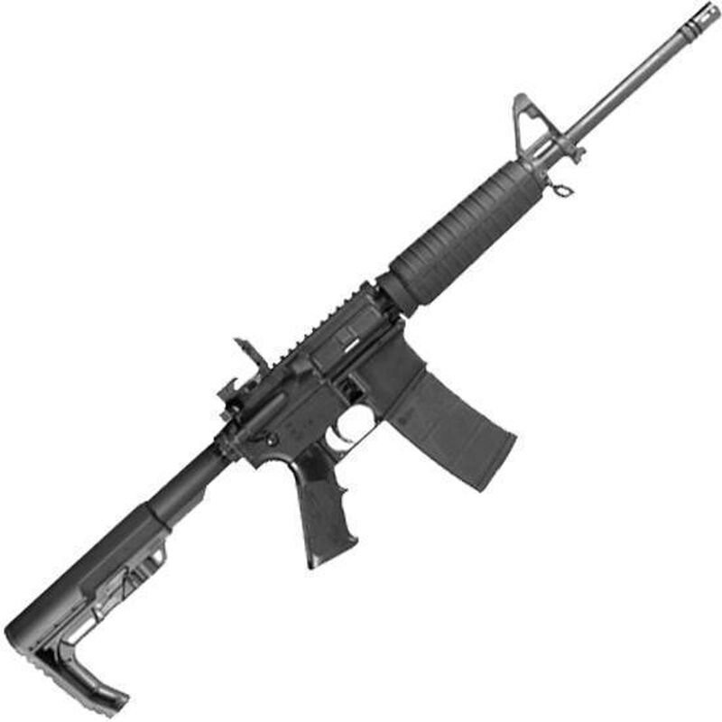 Armalite Eagle-15 MFT AR-15 Semi-Auto Rifle, 5 56mm NATO, 16
