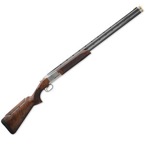 "Browning Citori 725 Pro Sporting Over/Under Shotgun 20 Gauge 30"" Ported Barrels 2.75"" Chamber 2 Rounds Pro Balance Grade III/IV Walnut Stock Adjustable Comb Silver Receiver Blued 0180027010"