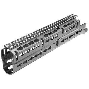 AIM Sports AK-47 Keymod Handguard Long Aluminum Black MKAK04