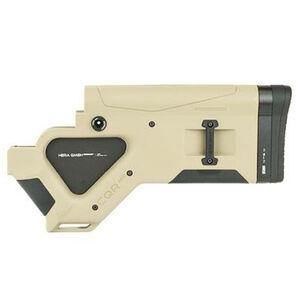 Hera USA CQR Close Quarter Rifle DPMS LR-308 Gen 1 Featureless Fixed Stock Polymer Construction Tan Finish