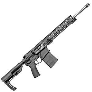 "POF Rogue .308 Win Semi Auto Rifle 16.5"" Barrel 20 Rounds AR-15 Profile 11"" Renegade Rail Black"