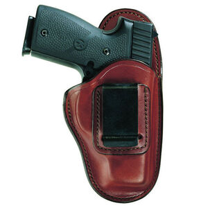 Bianchi Model 100 Professional Inside the Waistband Holster Ruger LC9 Left Handed Tan 25939