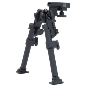 "GG&G Heavy Duty XDS Bipod M-14/AR-30 Compatible Extendable From 8"" to 10.5"" 25 degrees of Cant 6061 T6 Aluminum Anodized Matte Black"